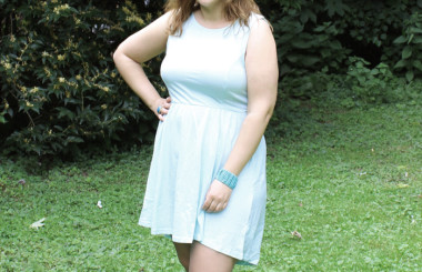Love my Mint Dress [Outfit]