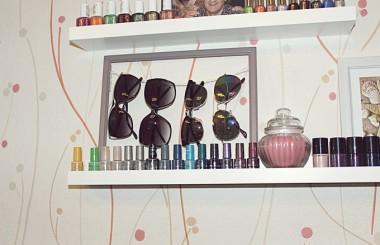 Sun Glasses Holder DIY