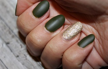 NOTD ANNY Walking boots and  p2 precious [Nails]