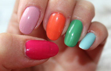 Top 5 Spring Nailpolish