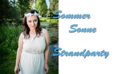 Strandparty Zeit — Sommer Outfit  #inbetweenie
