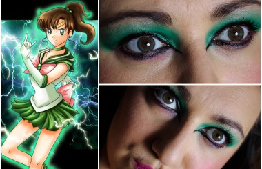 Sailor Moon Blogparade Sailor Jupiter