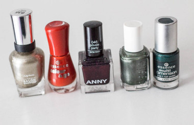 Top 5 Winter Nagellacke