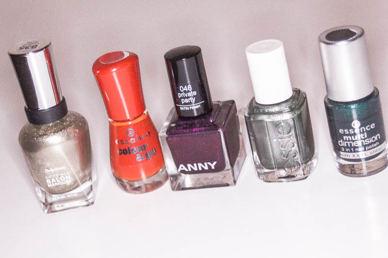 Top5,Winter,Nagellacke,Sally Hansen,Essence,ANNY,Essie