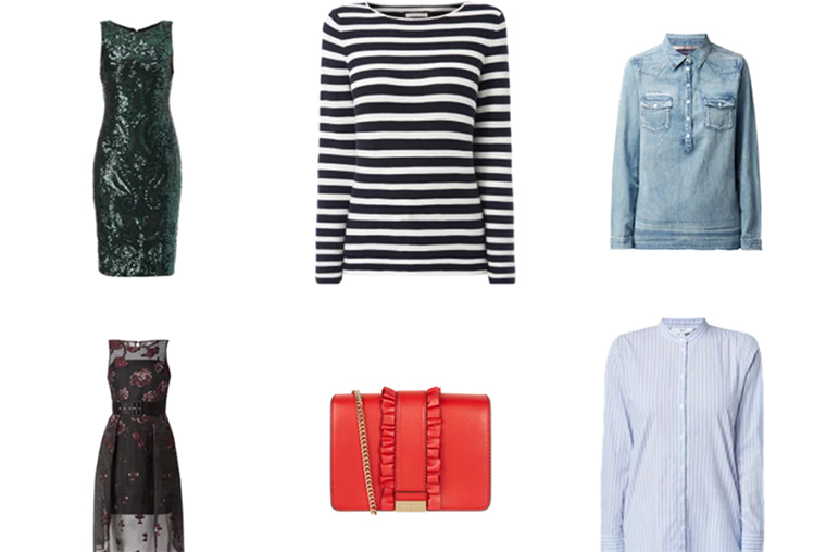 TOP 5 Fashion Must Haves 2018 [Werbung]